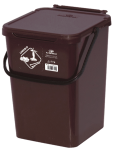 bidoncini pattumiera raccolta differenziata Linea Biosystem Art Plast BS10-M