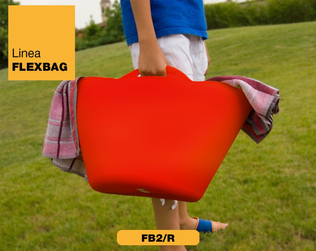 Linea Flexbag 2 Rosso
