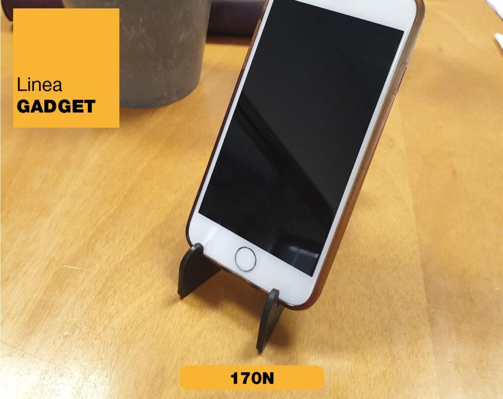 Supporto Sostegno Da Tavolo Per Cellulare Tablet Linea Gadget Art Plast