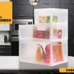contenitori in plastica per alimenti Linea Eurobox Art Plast