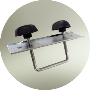 ArtPlast Box auto Carbon supporti in acciaio