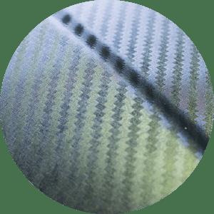 ArtPlast Box auto Carbon effetto carbonio